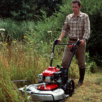 Tuincenter Van Gucht - Ruwterreinmaaiers