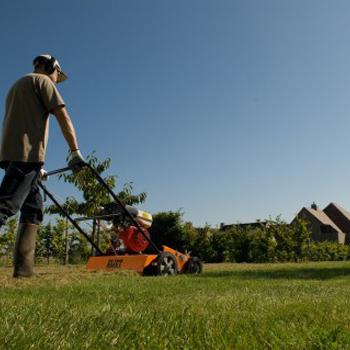 Tuincenter Van Gucht - Verticuteren