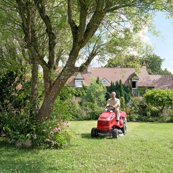 Tuincenter Van Gucht - Zitmaaiers