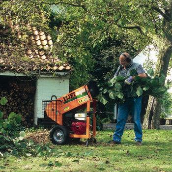 Tuincenter Van Gucht - Versnipperaars
